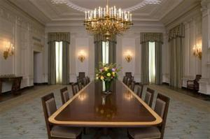 After White House Dining Room