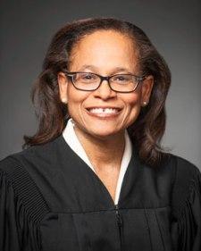 Judge Natalie Hudson (photo via insight news.com)