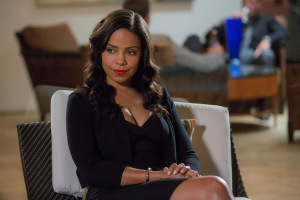 Sanaa Lathan stars in Screen Gems' THE PERFECT GUY.