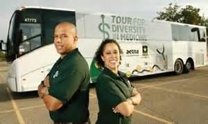 tour for diversity in medicine