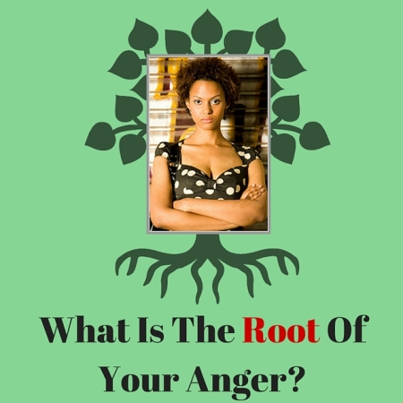 What Is The Root Of Your Anger-